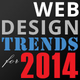 Web Design Trends For 2014