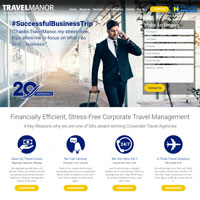 Corporate Travel Agency - TravelManor